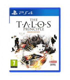 بازی The Talos Principle Deluxe Edition کارکرده- پلی استیشن 4