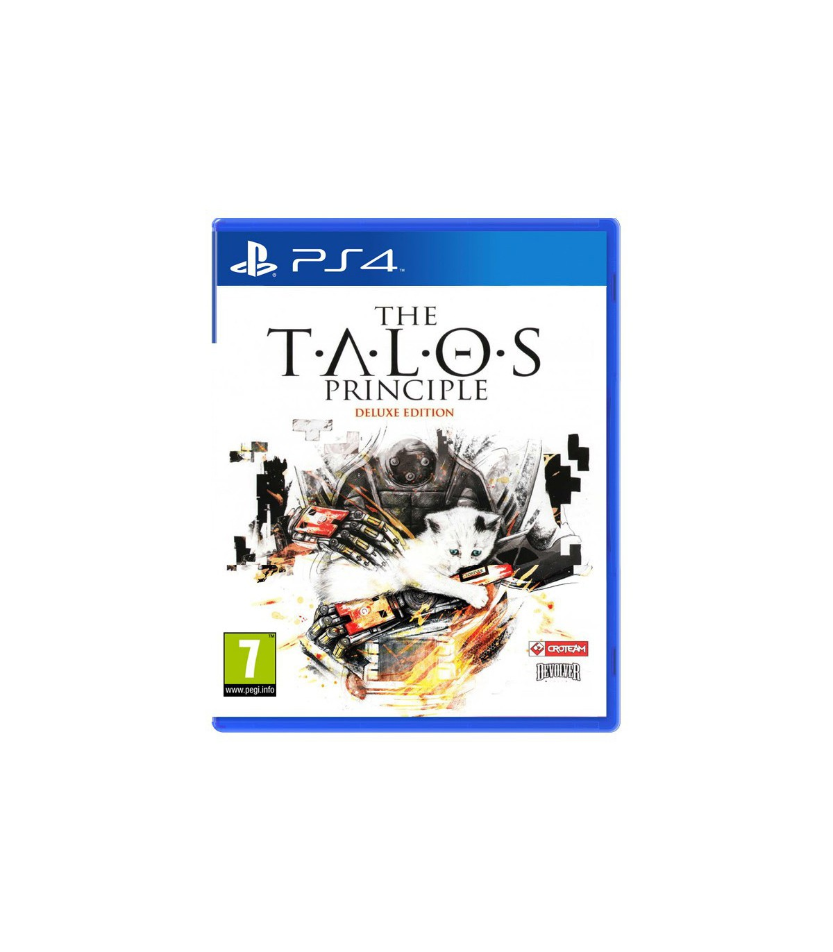 بازی The Talos Principle Deluxe Edition کارکرده