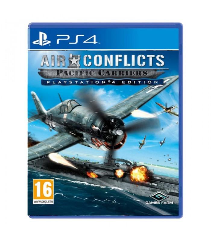 بازی Air Conflicts کارکرده - پلی استیشن