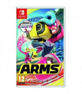 بازی Arms - نینتندو سوئیچ