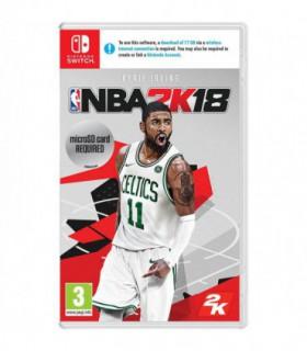 بازی NBA 2K18 - نینتندو سوئیچ