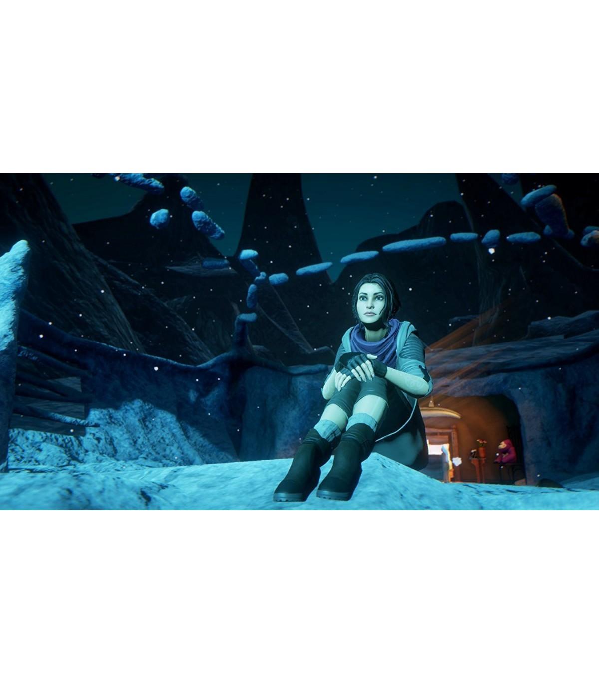 بازی Dreamfall Chapters - پلی استیشن 4