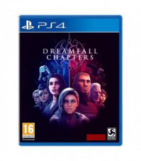 بازی Dreamfall Chapters  کارکرده - پلی استیشن 4