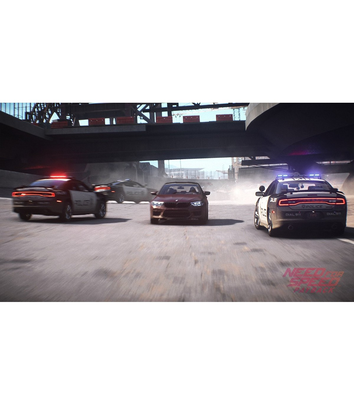 بازی Need for Speed Payback - پلی استیشن 4