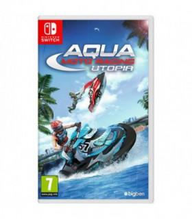 بازی Aqua Moto Racing Utopia- نینتندو سوئیچ