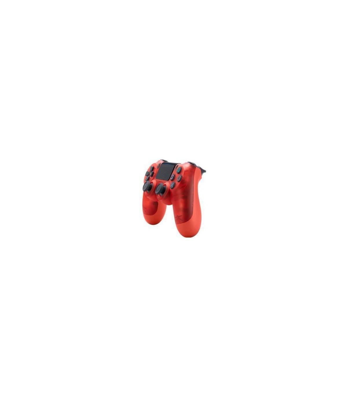 دسته قرمز کریستالی DualShock 4 Red Crystal Edition