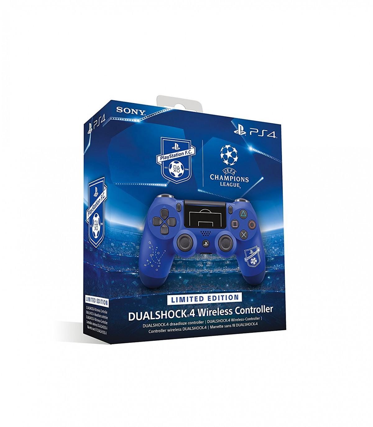 دسته بازی لیمیتد ادیشن DualShock 4 F.C. Football Club Limited Edition