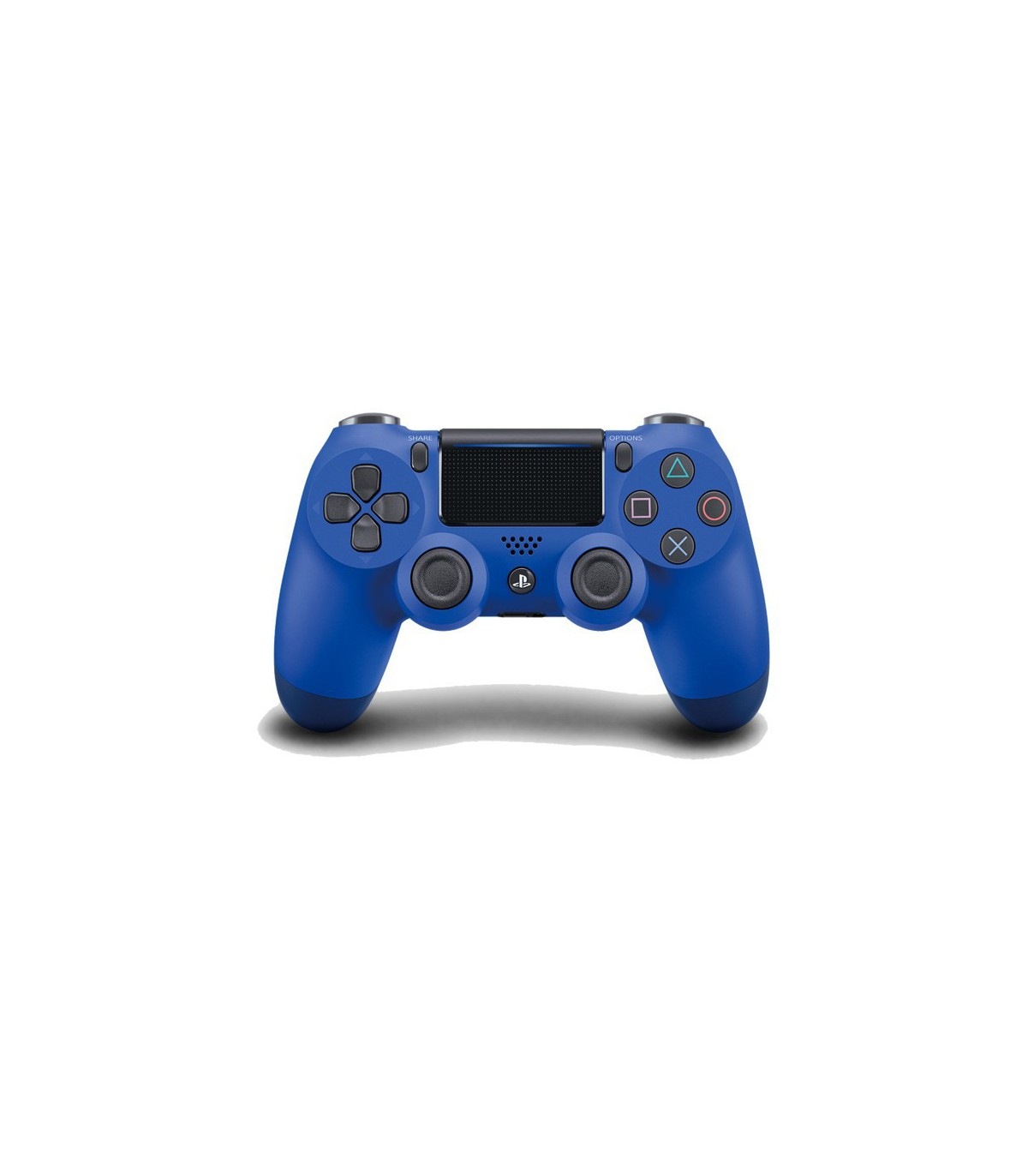 دسته آبی اسلیم DualShock 4 Blue Slim Wireless Controller