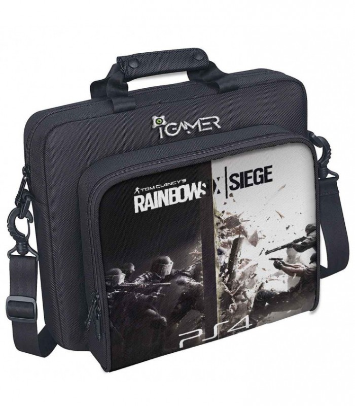 کیف کنسول PS4 آی گیمر مدل Ghost Recon
