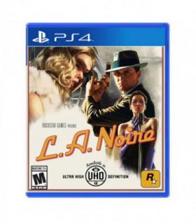 بازی L.A.Noire کارکرده - پلی استیشن 4