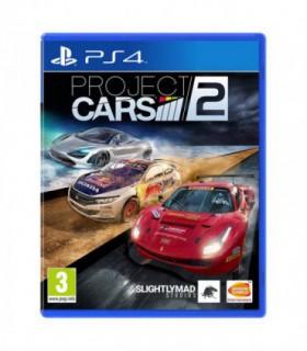 بازی Project CARS 2 - پلی استیشن 4