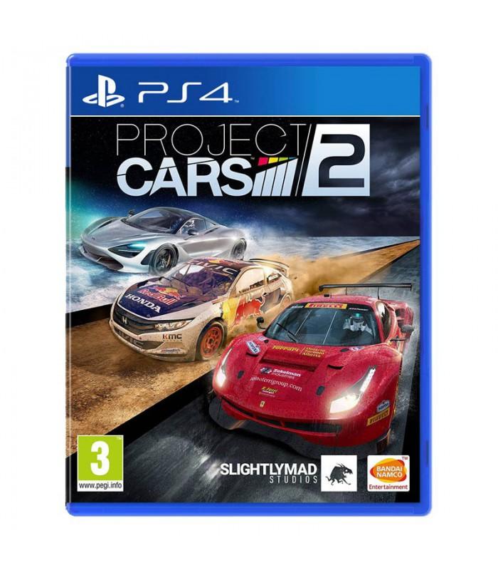 بازی Project CARS 2