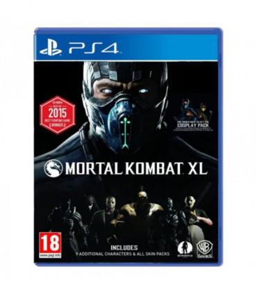 بازی Mortal Kombat XL کارکرده- پلی استیشن 4