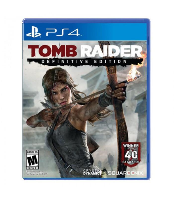 بازی Tomb Raider کارکرده