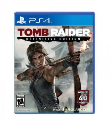 بازی  Tomb Raider Definitive Edition کارکرده- پلی استیشن 4