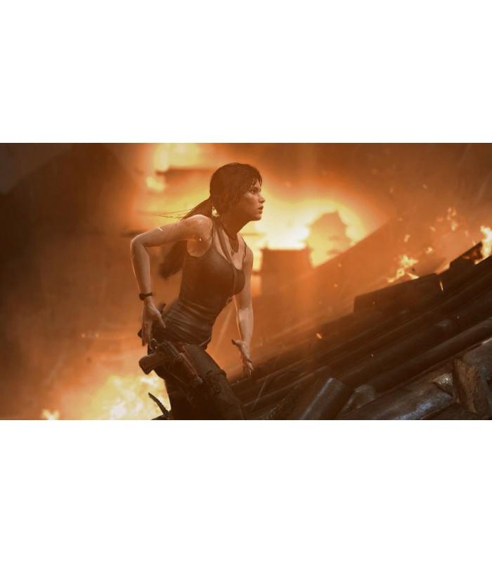 بازی Tomb Raider Definitive Edition - پلی استیشن 4