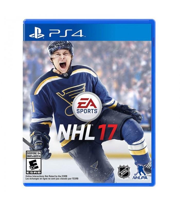 بازی NHL 17 - پلی استیشن 4