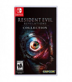 بازی Resident Evil Revelations Collection - نینتندو سوئیچ