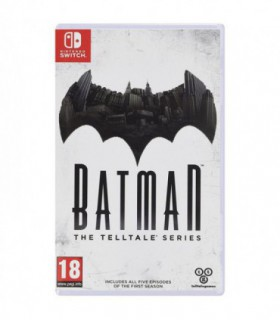 بازی Batman Teltale Series - نینتندو سوئیچ