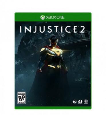بازی Injustice 2 کارکرده - ایکس باکس وان