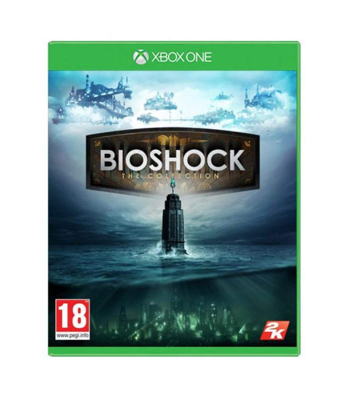 بازی Bioshock: The Collection کارکرده- ایکس باکس وان
