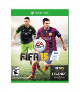 بازی FIFA 15 کارکرده - ایکس باکس وان