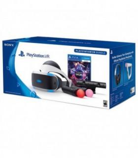 Sony PlayStation VR Bundle Virtual Reality Headset