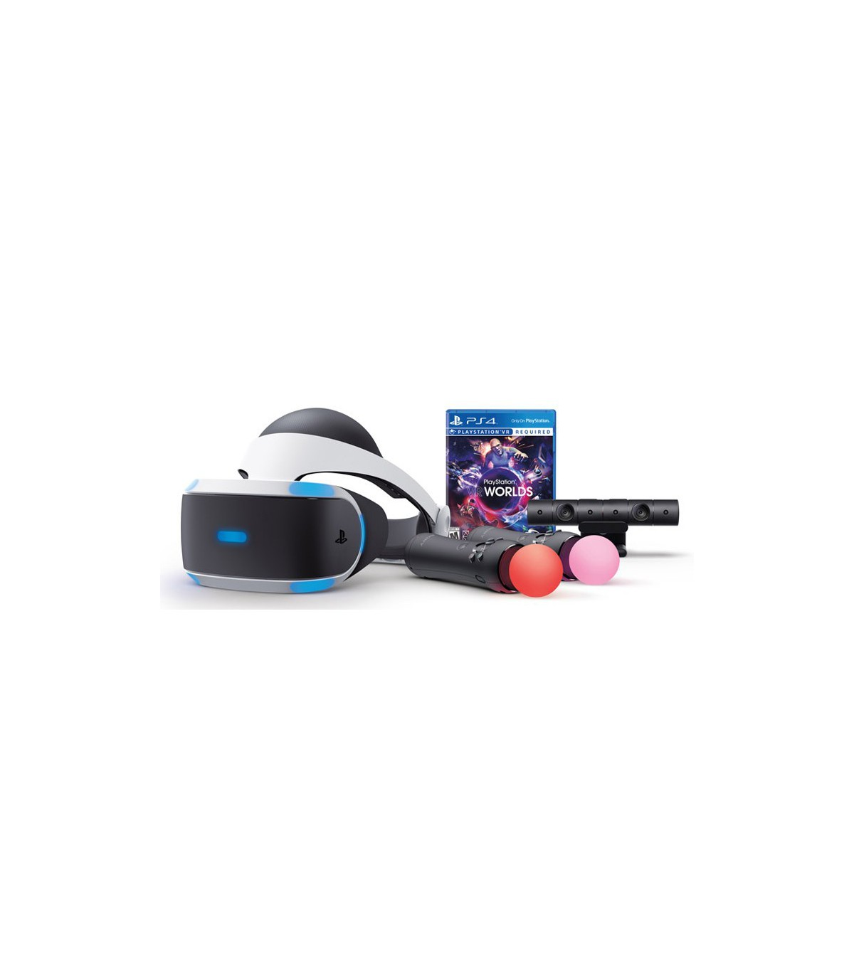Sony PlayStation VR Bundle Virtual Reality Headset