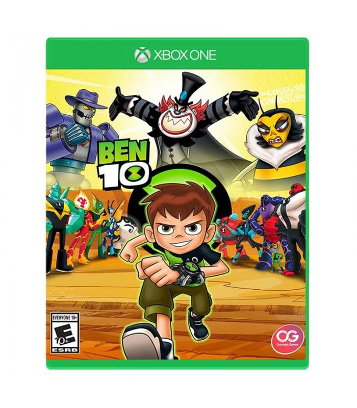 بازی Ben10 - پلی استیشن 4