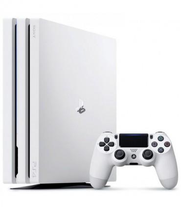 کنسول پلی استیشن 4 پرو سفید PlayStation 4 Pro 1TB  White Glacier