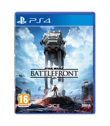 بازی Star Wars Battlefront کارکرده- پلی استیشن 4