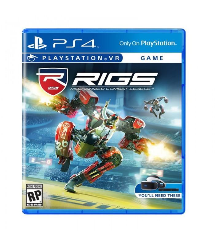 بازی   RIGS VR