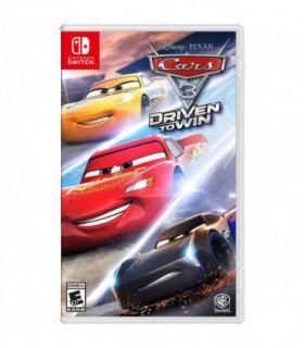 بازی Cars 3: Driven to Win - نینتندو سوئیچ