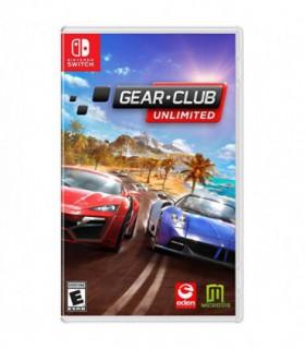 بازی Gear.Club Unlimited - نینتندو سوئیچ