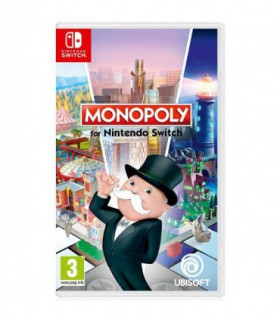 بازی Monopoly - نینتندو سوئیچ