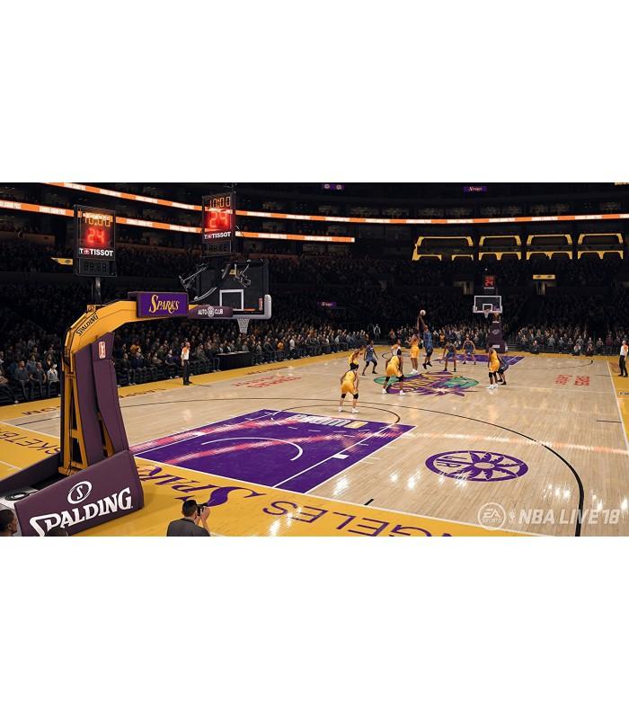 بازی NBA LIVE 18 - پلی استیشن 4