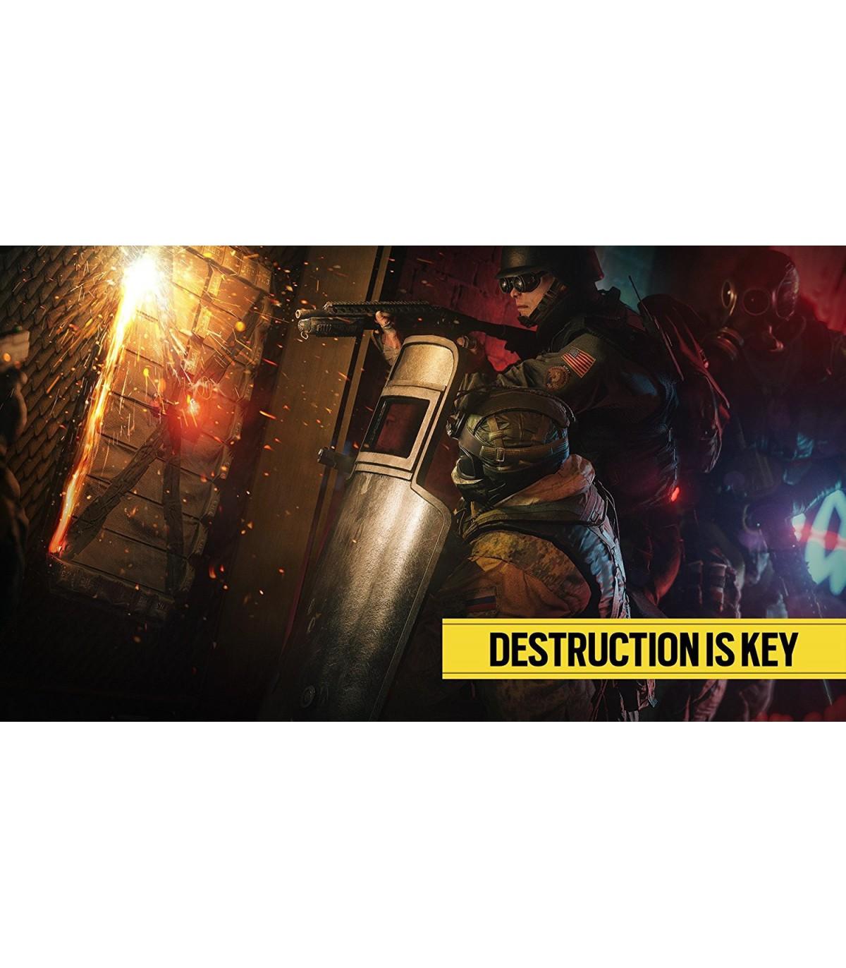 بازی  Tom Clancy's The Division + Rainbow Six Siege Double Pack - پلی استیشن 4