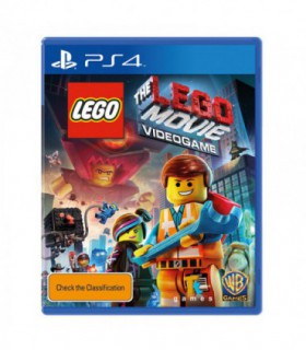 بازی Lego Movie Videogame کارکرده - پلی استیشن 4