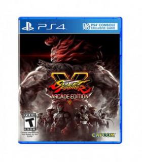 بازی Street Fighter V: Arcade Edition - پلی استیشن 4