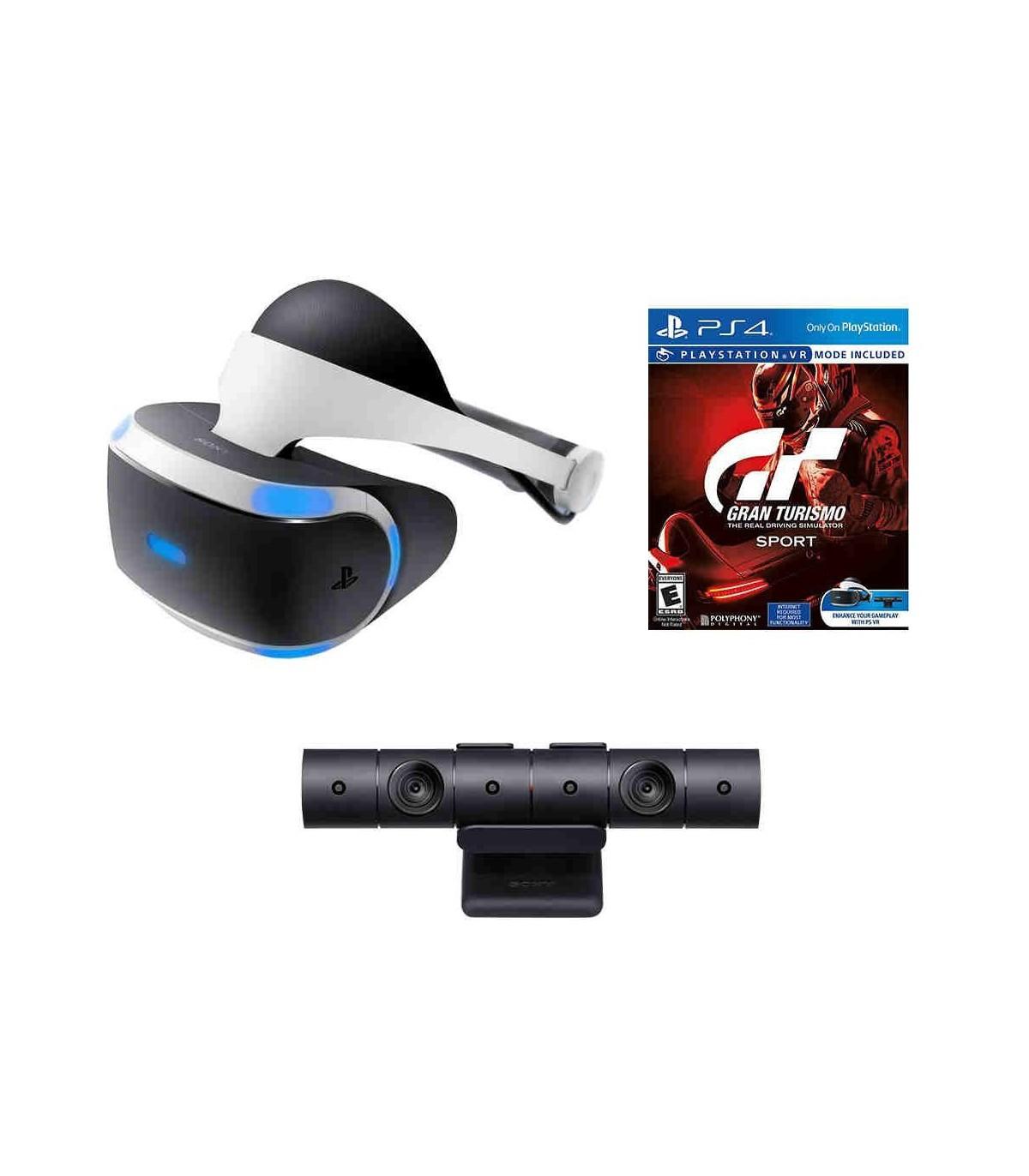باندل پلی استیشن وی ار Sony PlayStation VR Bundle Virtual Reality Headset