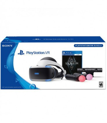 پلی استیشن وی آر باندل اسکاریم Sony PlayStation VR Skyrim Bundle
