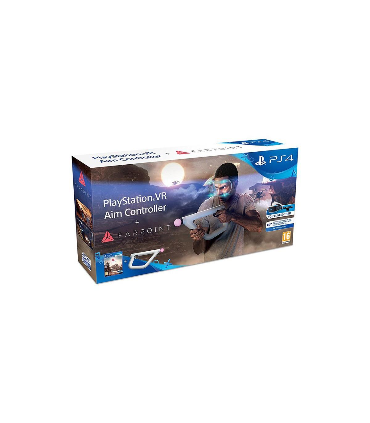 PlayStation VR Aim Controller - پلی استیشن وی آر