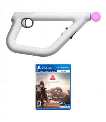 PlayStation VR Aim Controller - پلی استیشن وی آر
