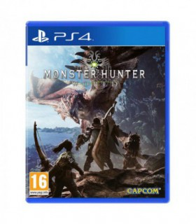 بازی Monster Hunter: World - پلی استیشن 4