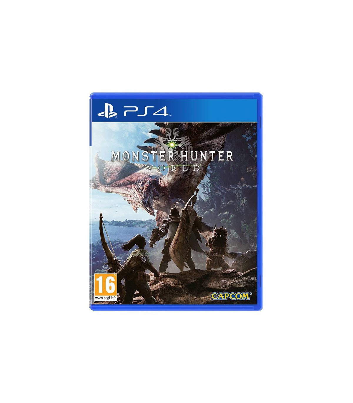 بازی Monster Hunter: World - پلی استیشن 4