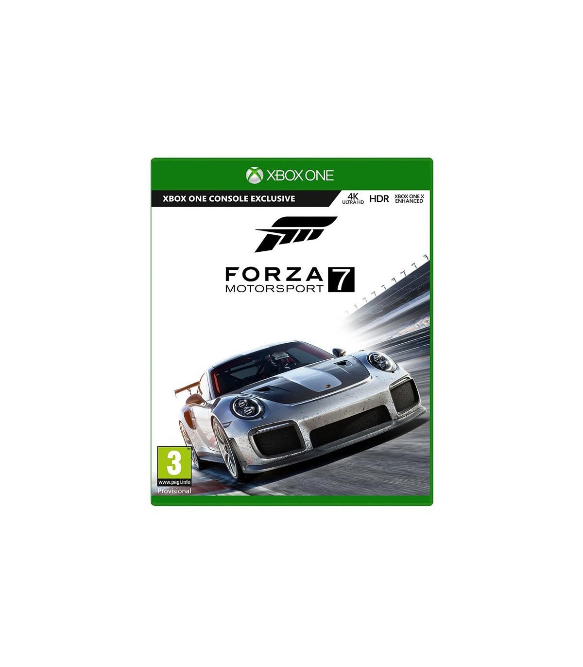 بازی Forza Motorsport 7