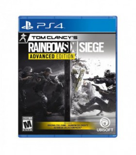 بازی Tom Clancy's Rainbow Six Siege Advanced Edition - پلی استیشن 4