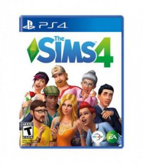 بازی The Sims 4 کارکرده - پلی استیشن 4