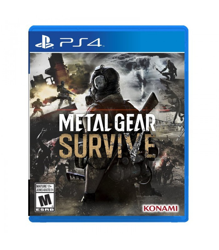 بازی Metal Gear Survive - پلی استیشن 4