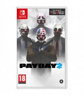 بازی Payday 2 - نینتندو سوئیچ